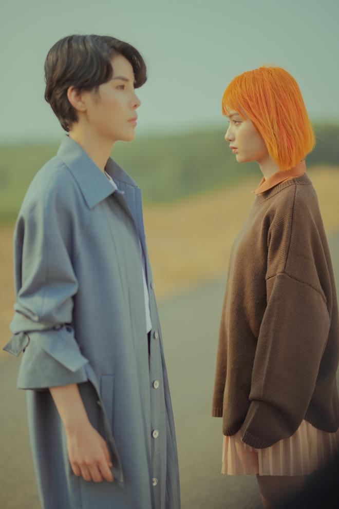 Vũ Cát Tường diễn xuất ăn ý với nữ diễn viên xinh đẹp - Ảnh 3.