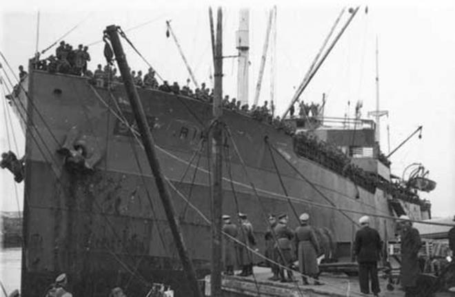 Sai lầm định mệnh của Hải quân Anh khiến hơn 2.000 lính Liên Xô chết đuối - Ảnh 2.