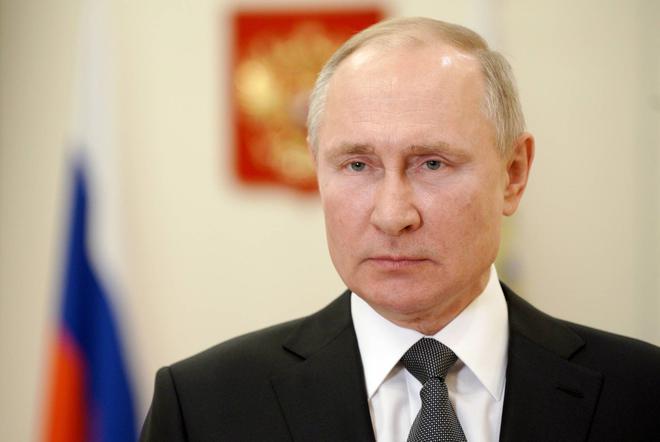 Thu nhập năm 2020 của TT Putin là bao nhiêu? Cao hơn gần 270.000 rúp so với năm 2019 - Ảnh 1.