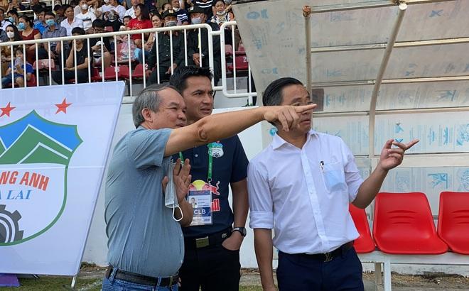 Chạm trán Hà Nội FC, HLV Kiatisuk tiết lộ mục tiêu bầu Đức giao cho từ đầu mùa