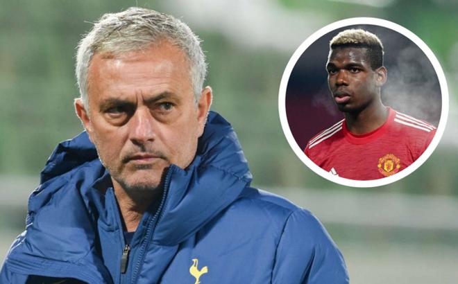 Bị Pogbachỉ trích, HLV Mourinho đáp trả bất ngờ
