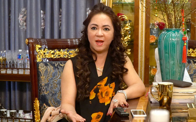 """Bà Nguyễn Phương Hằng, vợ ông Dũng """"lò vôi"""" đã nộp phạt 7,5 triệu đồng"""