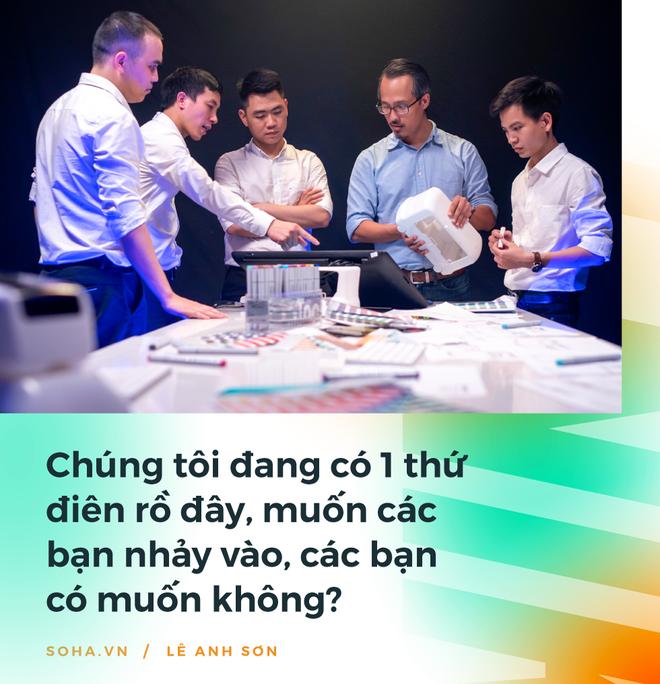 Chiếc xe tự lái Made in Vietnam đầu tiên: Sự điên rồ của những người không muốn sống một đời nhàm chán - Ảnh 2.