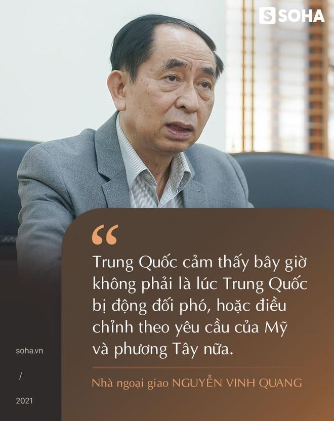 Giải mã ngoại giao chiến lang: Từ lần buột miệng của ông Dương Khiết Trì ở Hà Nội đến khẩu chiến ở Alaska - Ảnh 2.
