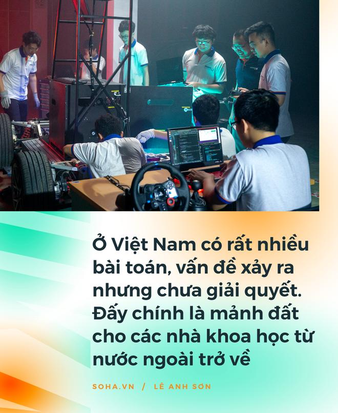 Chiếc xe tự lái Made in Vietnam đầu tiên: Sự điên rồ của những người không muốn sống một đời nhàm chán - Ảnh 11.