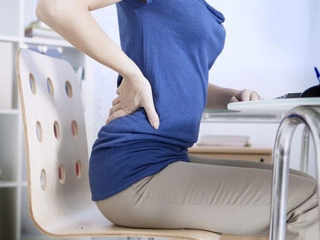 Cách đơn giản để bớt đau lưng? - Ảnh 1.
