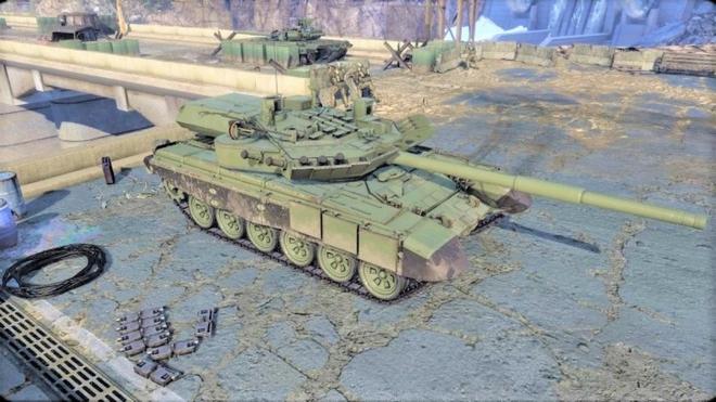 Người Mỹ nghi Nga có xe tăng chiến đấu chủ lực bí mật - ảnh 1