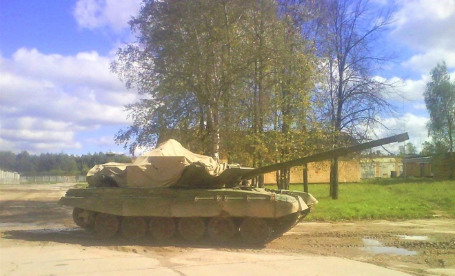 Người Mỹ nghi Nga có xe tăng chiến đấu chủ lực bí mật - ảnh 5