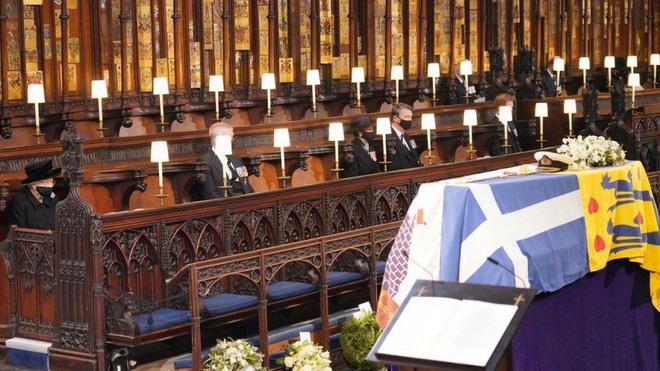 Nước Anh tiễn biệt Hoàng thân Philip - ảnh 2