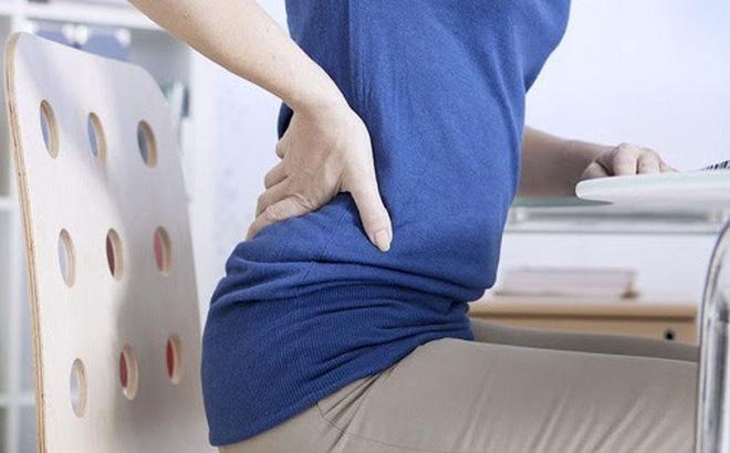 Cách đơn giản để bớt đau lưng?