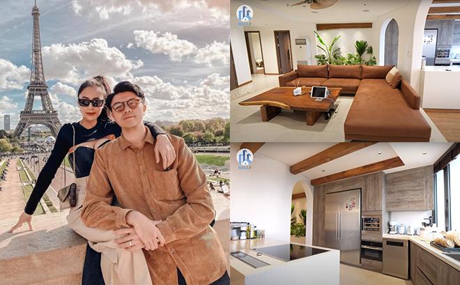 Căn chung cư rộng 330m sang trọng, giá gần 20 tỷ của vợ chồng ca nương Kiều Anh đẹp cỡ nào?