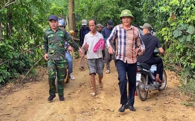 Hàng trăm công an bao vây cả quả đồi ở Quảng Trị bắt phạm nhân trốn trại