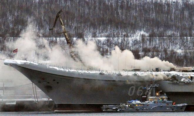 """Đô đốc Kuznetsov: Tàu sân bay """"đen đủi"""" nhất của Nga, thế giới chưa từng chứng kiến! - Ảnh 2."""