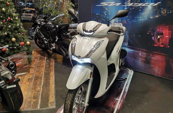 Bắt gặp Honda SH cực phẩm sắp về Việt Nam, giá bao nhiêu thì xứng? - Ảnh 2.