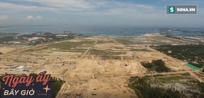 Trận mưa sau lễ động thổ Hòa Phát Dung Quất: Đất hoang thành nhà máy thép lớn nhất Đông Nam Á - Ảnh 4.