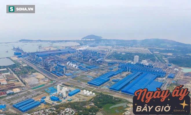 Trận mưa sau lễ động thổ Hòa Phát Dung Quất: Đất hoang thành nhà máy thép lớn nhất Đông Nam Á - Ảnh 8.