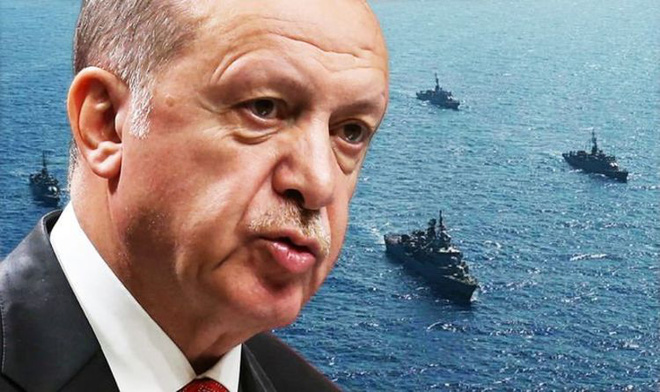 Vì sao Thổ quyết chơi canh bạc mạo hiểm ở Biển Đen với Mỹ và Ukraine bất chấp gấu Nga? - Ảnh 5.