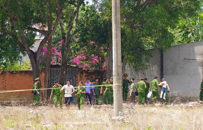 Họp báo thông tin vụ bé 5 tuổi bị sát hại ở Vũng Tàu: Nghi phạm bóp cổ và dùng tay xâm hại tình dục nạn nhân rồi bỏ đi - Ảnh 4.