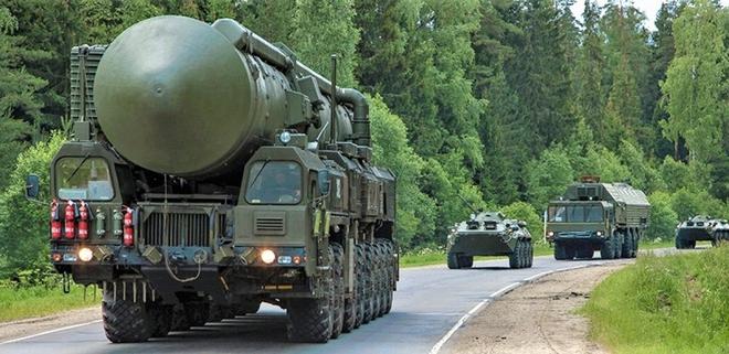 Nga phát triển tên lửa đạn đạo liên lục địa thế hệ mới - ảnh 4