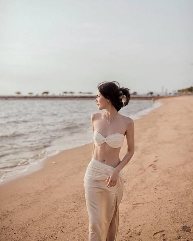 'Ma nữ đẹp nhất Thái Lan' tung loạt ảnh nóng bỏng ăn mừng 13 triệu người theo dõi - Ảnh 3.
