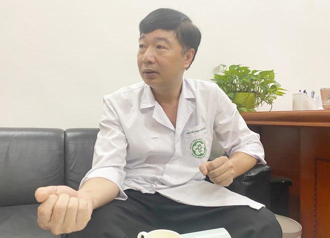 Tiến sĩ rời Bệnh viện Bạch Mai được trả mức lương khủng tiết lộ lý do nghỉ việc - Ảnh 4.
