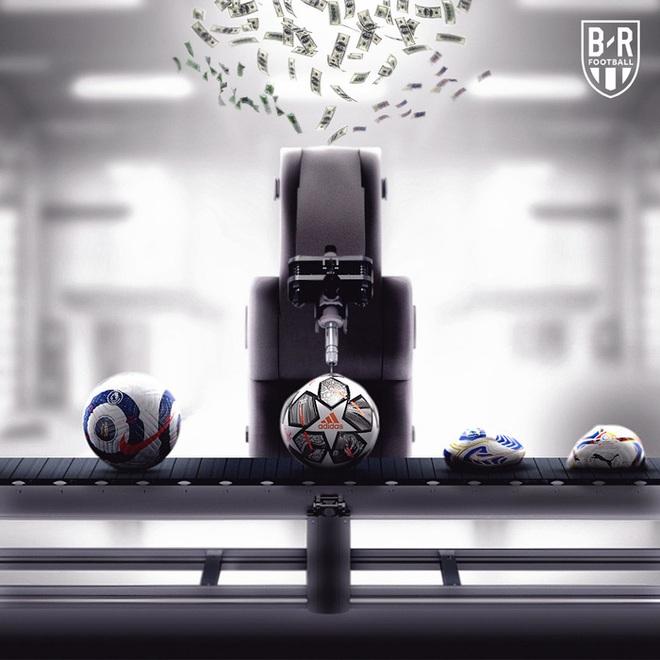 Góc hài hước: Bóng đá thế giới sẽ ra sao khi giải đấu 6 tỷ USD Super League khởi tranh? - Ảnh 4.