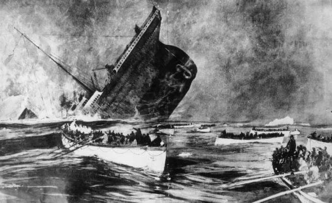 Những sự thật kinh hoàng về thảm họa chìm tàu Titanic cách đây 109 năm - Ảnh 4.