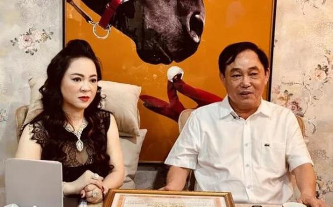 Vợ chồng đại gia Phương Hằng lên tiếng về lùm xùm