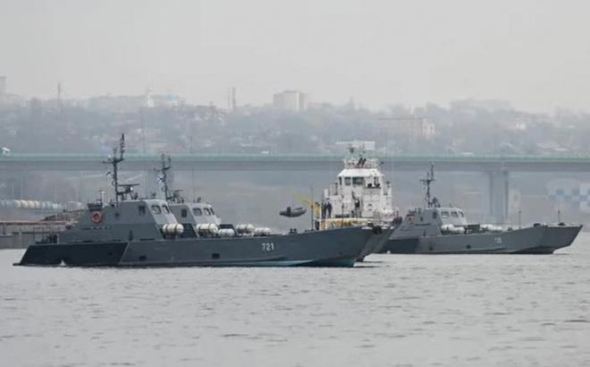 Tàu chiến Nga ồ ạt tới Biển Đen, Anh tính đưa ra phản ứng tương xứng