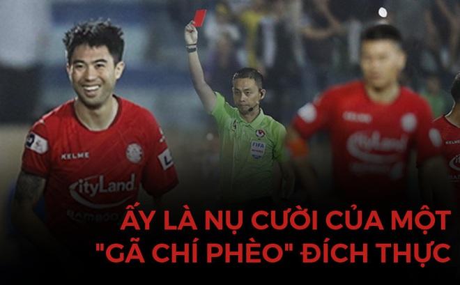 Nhìn nụ cười của Lee Nguyễn, liệu Hữu Thắng có đổ giọt nước mắt nào vì CLB TP.HCM?
