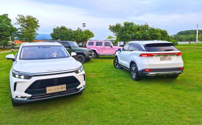 Chuyện lạ trên thị trường xe hơi Việt: Ô tô Trung Quốc đã đến thời?