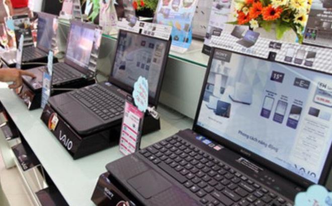 Thiếu hụt nguồn cung, laptop ồ ạt tăng giá