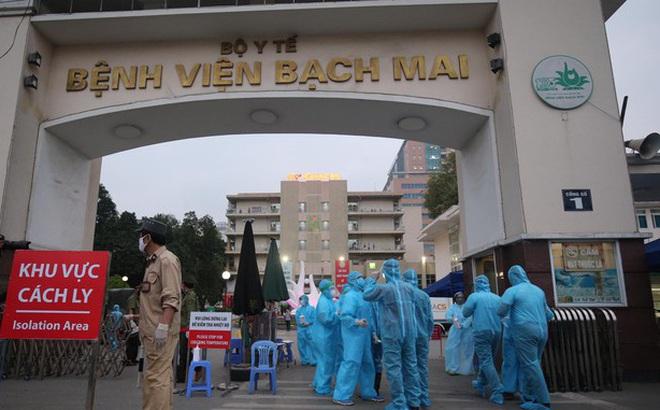 """Bệnh viện Bạch Mai bỏ nhà tang lễ vì """"kèn trống đám ma ảnh hưởng tâm lý bệnh nhân, nhân viên y tế"""""""