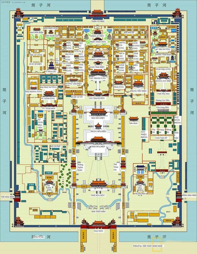 Hơn 9000 căn phòng trong Tử Cấm Thành nhưng đây là nơi duy nhất không ai dám ở: Du khách sợ hãi khi bước vào - Ảnh 1.