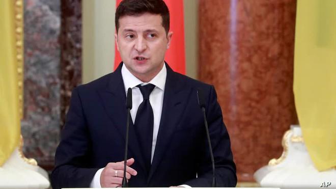 Ukraine cáo buộc Nga diễu võ giương oai sát biên giới; Mỹ hứa không bỏ rơi Kiev: Moskva nói gì? - Ảnh 1.