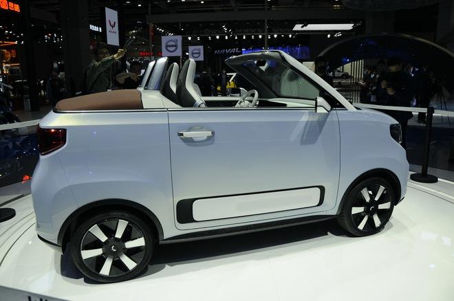 Cận cảnh chiếc ô tô điện siêu nhỏ, siêu dễ thương và giá cực rẻ, chỉ ngang ngửa Honda SH - Ảnh 2.