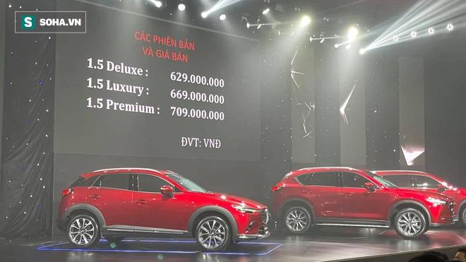 Giá Mazda CX-3 và CX-30 chính thức công bố, hơn 1.300 đơn đặt sớm - Ảnh 4.