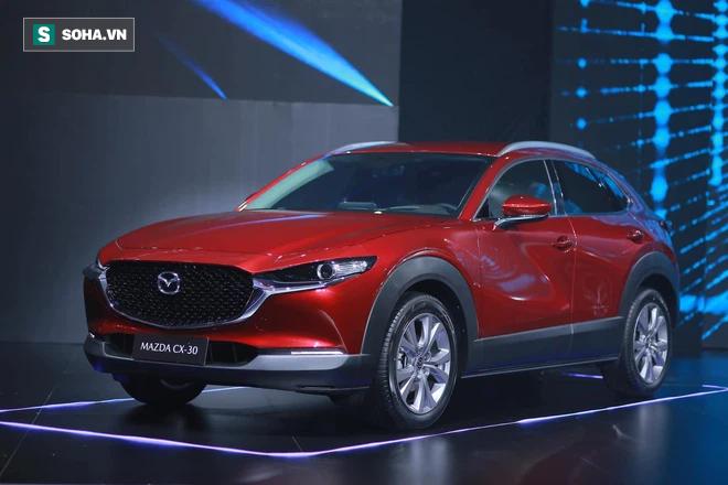 Giá Mazda CX-3 và CX-30 chính thức công bố, hơn 1.300 đơn đặt sớm - Ảnh 3.