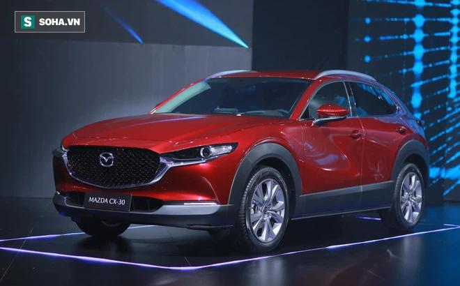Giá Mazda CX-3 và CX-30 chính thức công bố, hơn 1.300 đơn đặt sớm