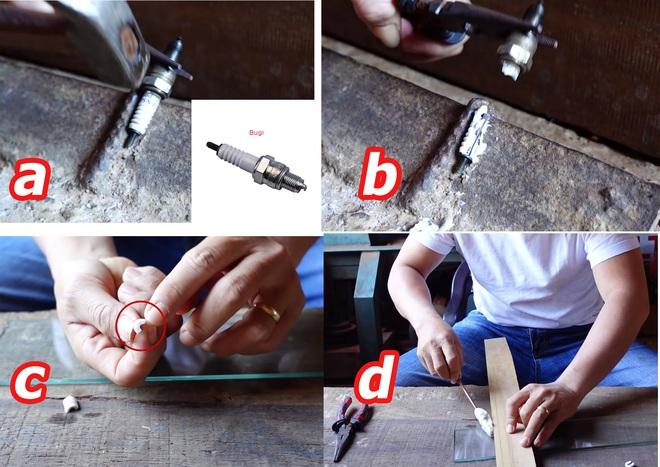 Tuyệt chiêu cắt kính dễ dàng, nhanh chóng như cắt giấy mà không cần mua dao cắt kính - Ảnh 1.