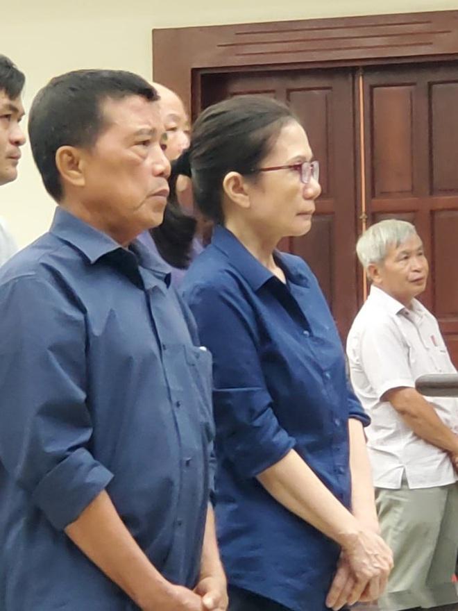 Ly kỳ giám định huyết thống cựu Giám đốc Agribank Bến Thành Nguyễn Thị Hoàng Oanh - Ảnh 1.