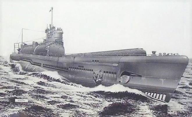 Tàu sân bay ngầm: Ý tưởng hoàn toàn khả thi - Ảnh 1.