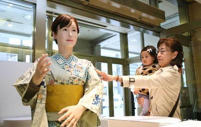 Tại sao người Nhật Bản lại phát cuồng với robot nữ? - Ảnh 2.