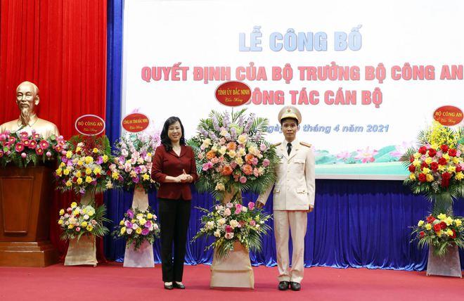 Đại tá Phạm Thế Tùng làm Giám đốc Công an Nghệ An, Đại tá Bùi Duy Hưng làm Giám đốc Công an Bắc Ninh - Ảnh 1.