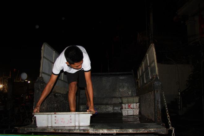Ngư dân Nghệ An thu hàng trăm triệu mỗi chuyến từ mực luộc tươi trên tàu - Ảnh 5.