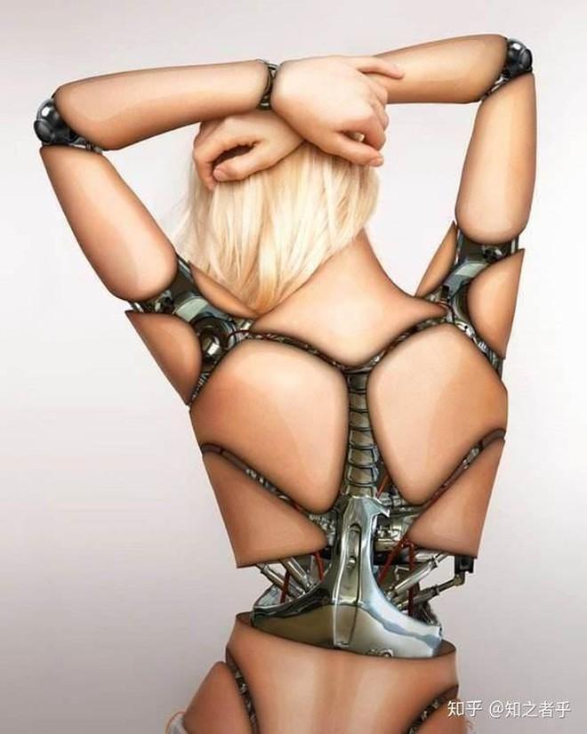 Tại sao người Nhật Bản lại phát cuồng với robot nữ? - Ảnh 4.