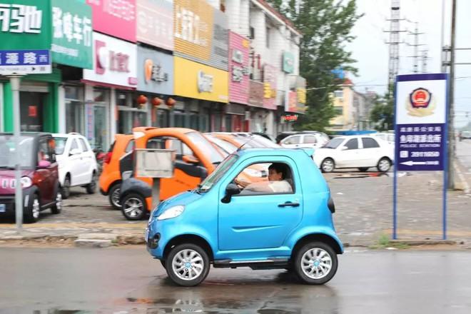 Thị trường Việt xôn xao vì ô tô điện giá 40 triệu đồng: Con số khủng ở Trung Quốc! - Ảnh 6.