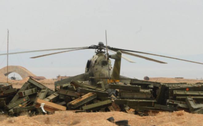 """Bất ngờ trực thăng Nga bị tấn công, thế trận Syria """"đảo chiều"""" phút chốc?"""