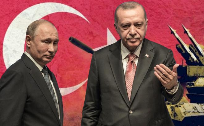 """Mỹ không """"nổ súng trước"""" vì Ukraine thì Thổ Nhĩ Kỳ """"dại gì mà trêu"""" Nga?"""