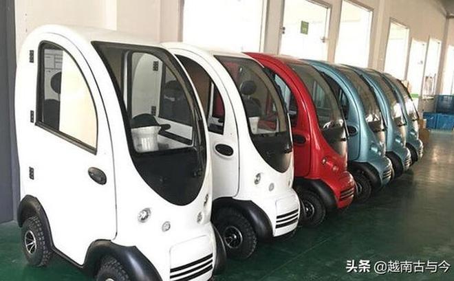 """Thị trường Việt xôn xao vì ô tô điện giá 40 triệu đồng: Con số """"khủng"""" ở Trung Quốc!"""